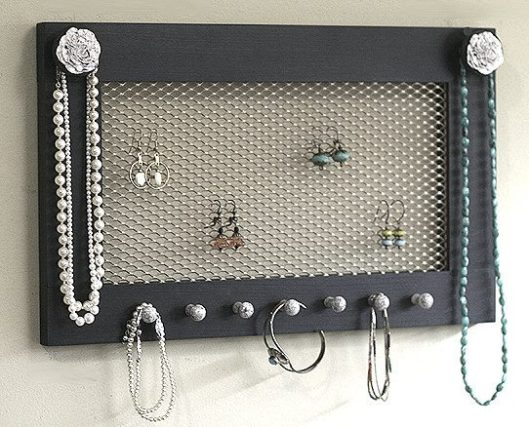 fb jewelry organizer