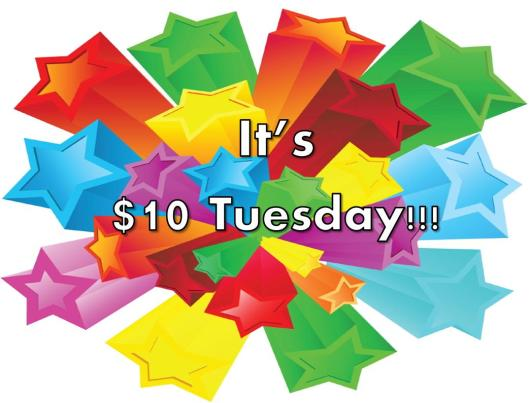 $10 Tuesday
