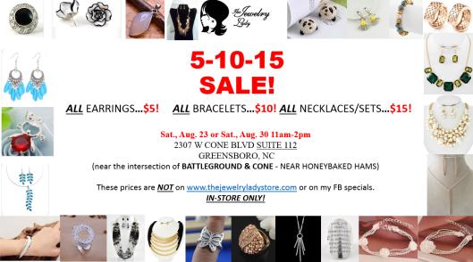 5-10-15 sale event photo fb