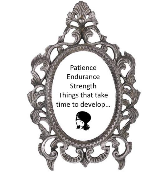 take time to develop
