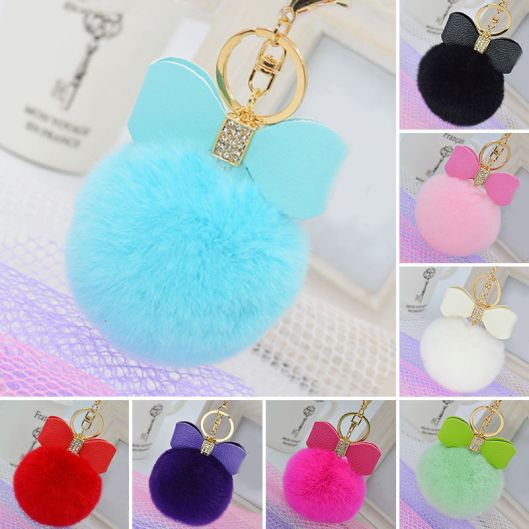 all puff keychains